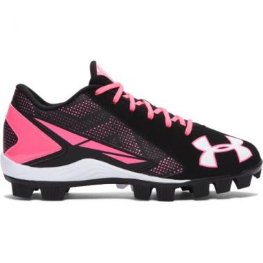 Under Armour Junior Leadoff Low RM Baseball Cleats