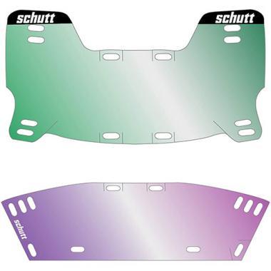 Schutt Splash Shield Clear