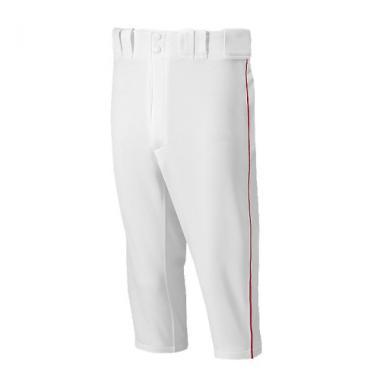 Mizuno Adult Premier Short Pro Piped Baseball Pant