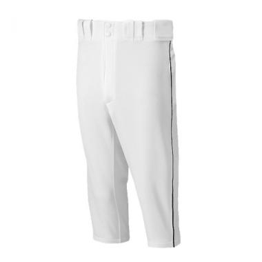 Mizuno Youth Select Short Piped Baseball Pant