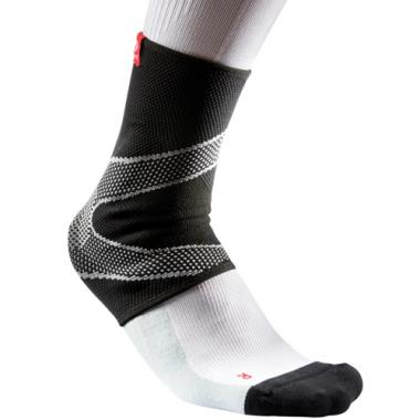 McDavid 5115 Ankle Sleeve with 4-Way Elastic and Gel Buttress