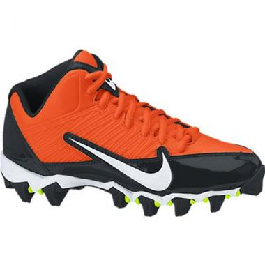Nike Men's Alpha Shark 3/4 Football Cleats