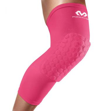 McDavid 6446 Extended Cuff Knee/Elbow HexPad Pads - Pink