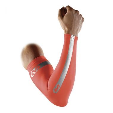 McDavid 6566RF Reflective Tech Compression Arm Sleeves