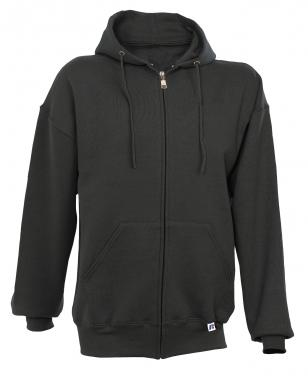Russell Athletic 697 Dri-Power Performance Fleece Full-Zip Hoodie