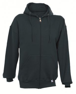 Russell Athletic 697 Dri-Power Performance Fleece Full-Zip Hoodie