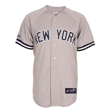best service c1d25 c59bf Majestic New York Yankees Replica Road Jersey - Majestic ...