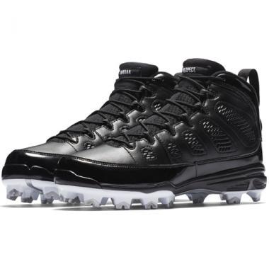 Nike Air Jordan Retro IX MCS Adult Baseball Cleat Nike 5e5a3a907