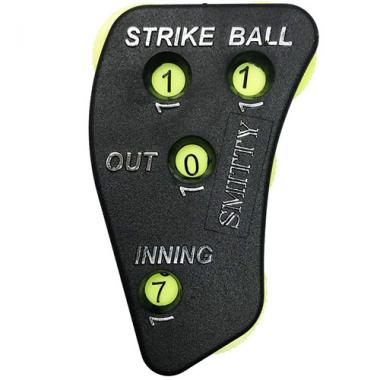 Smitty ACS703 4 Way Dial Umpire Indicator