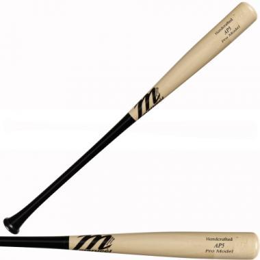 Marucci AP5BN Albert Pujols Model Maple Wood Bat