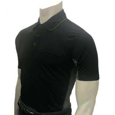 "Smitty ""BODY FLEX"" Major League Style Short Sleeve Umpire Shirts"