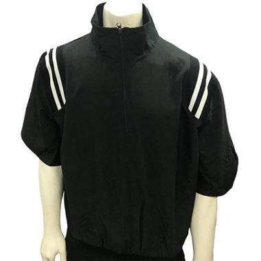 Smitty Half Sleeve Half Zipper Pullover Umpire Jacket