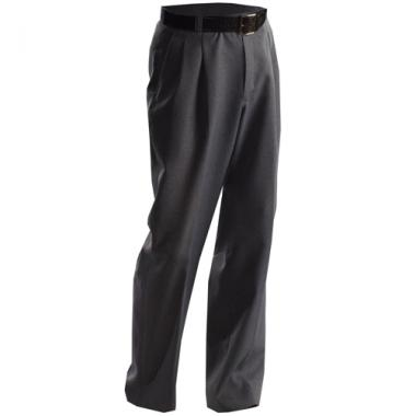 Smitty Expansion Waistband Pleated Combo Umpire Pants