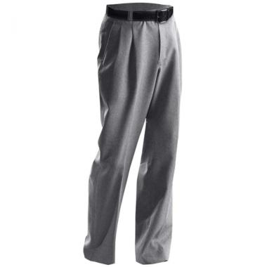 Smitty Expansion Waistband Pleated Plate Umpire Pants