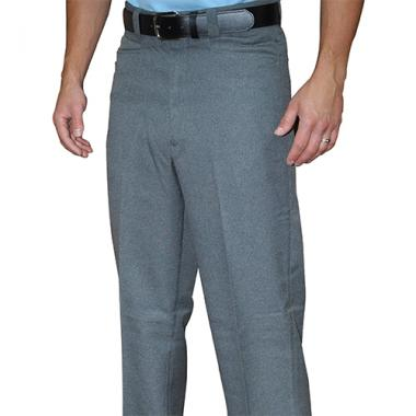 Smitty Flat Front Woven Polyester Umpire Combo Pants with Western Pockets