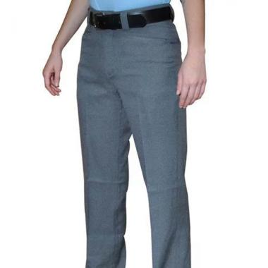 Smitty Women's 4-Way Stretch Flat Front Umpire Combo Pants