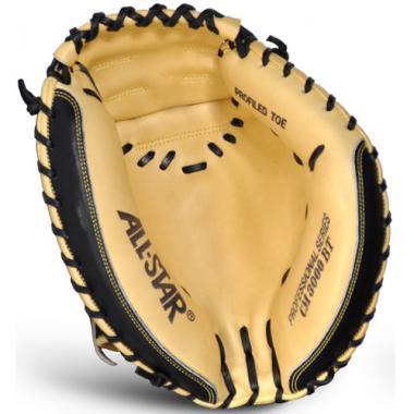 All Star CM3000BT Pro Catcher's Mitt - 35 inch