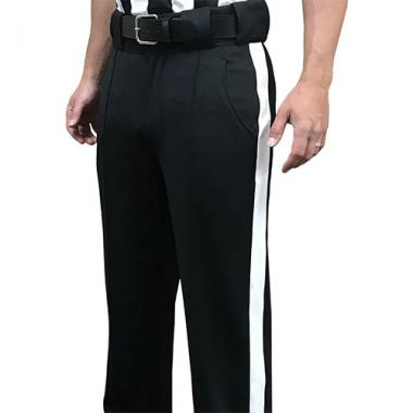Smitty Football Officials Tapered Fit Warm Weather Pants