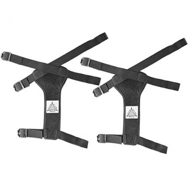 All-Star LGRS Pro Youth Delta Flex Replacement Leg Straps