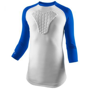 McDavid HEX® Sternum Raglan 3/4 Length Shirt