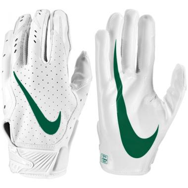 Nike Men's Vapor Jet 5.0 Football Gloves - White Pack