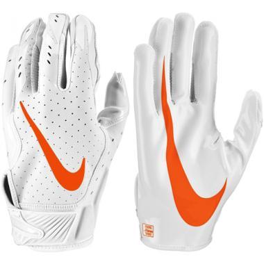 Nike Men's Vapor Jet 5.0 Football Gloves - White Pack