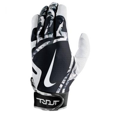 Nike Youth Trout Edge Adult Batting Gloves