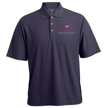 Nassau County Dental Society Men's Polo