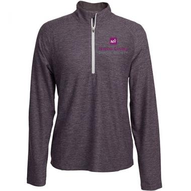 Nassau County Dental Society Women's Quarter Zip Pullover