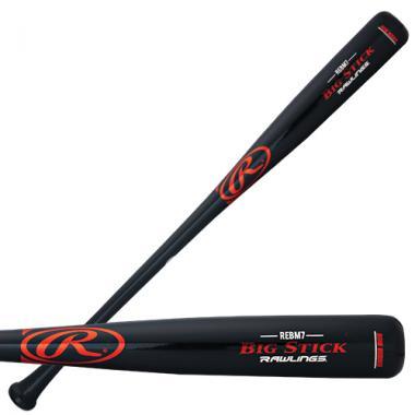 Rawlings Excellence Joe Mauer Big Stick Birch Wood Baseball Bat