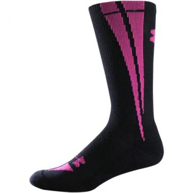 Under Armour Ignite Crew Socks - Pink