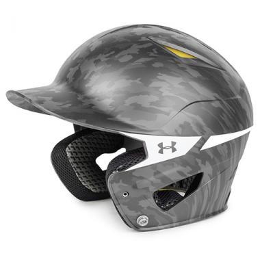 Under Armour Adult Converge Camo Batting Helmet