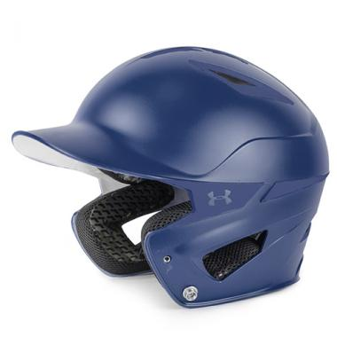 Under Armour Adult Solid Converge Batting Helmet