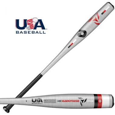 Demarini 2019 Sabotage -11 USA Baseball Bat