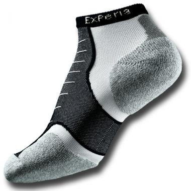 Thorlo XCCU Experia Thin Cushion Micro Mini Crew Socks