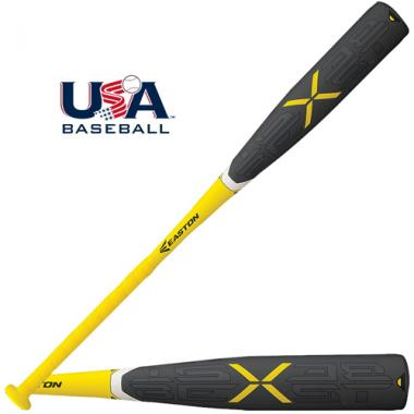 Easton 2018 Beast-X -10 2-5/8 USA Baseball Bat | YBB18BX10