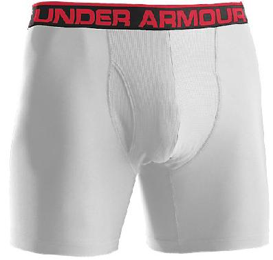 Under Armour 1230364 Men�s Original 6 inch Boxerjock Boxer Briefs