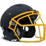 Schutt Vengeance Z10 Football Helmet with Titanium Facemask - 5 Stars