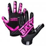 Battle Youth Ultra-Stick Receivers Gloves - Pink