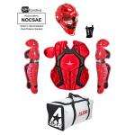 All Star CKCC79PS NOCSAE Approved Youth Two Tone Player Series Catchers Kit