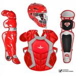 All Star Catchers Gear CKCCPRO40 NOCSAE Approved Adult System Seven Catcher's Kit