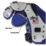 Douglas Custom CP QB/K DB Shoulder Pads