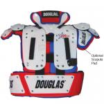Douglas Custom CP Snapper/Center Shoulder Pads
