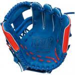 Mizuno GMVP1154PSE2 MVP Prime Glove - Roy/Red - 11 1/2 inch