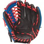 Rawlings GXLE4PT Gamer Pro Taper Limited Edition XLE Glove - 11 1/2 inch