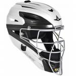 All-Star MVP2500 System 7 Catcher's Two Tone Head Gear - White