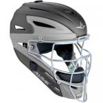 All-Star MVP2510 System 7 Youth Two Tone Head Gear - Matte