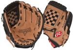 Rawlings R100R Renegade Glove - 10 inch