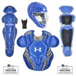 Under Armour UACKCC4-JRVS Converge Victory Series Junior NOCSAE Catchers Gear Kit