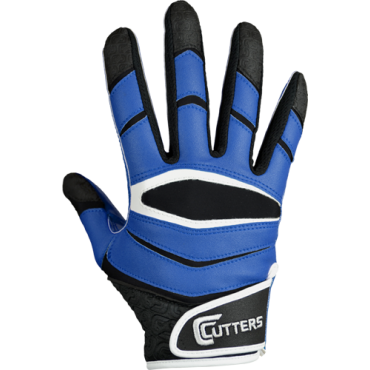 Cutters X40 C-TACK Revolution Youth Receiver Gloves